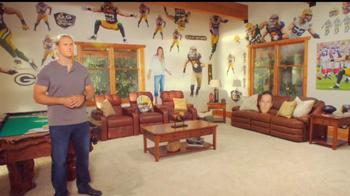 Fathead TV Spot Featuring Clay Matthews