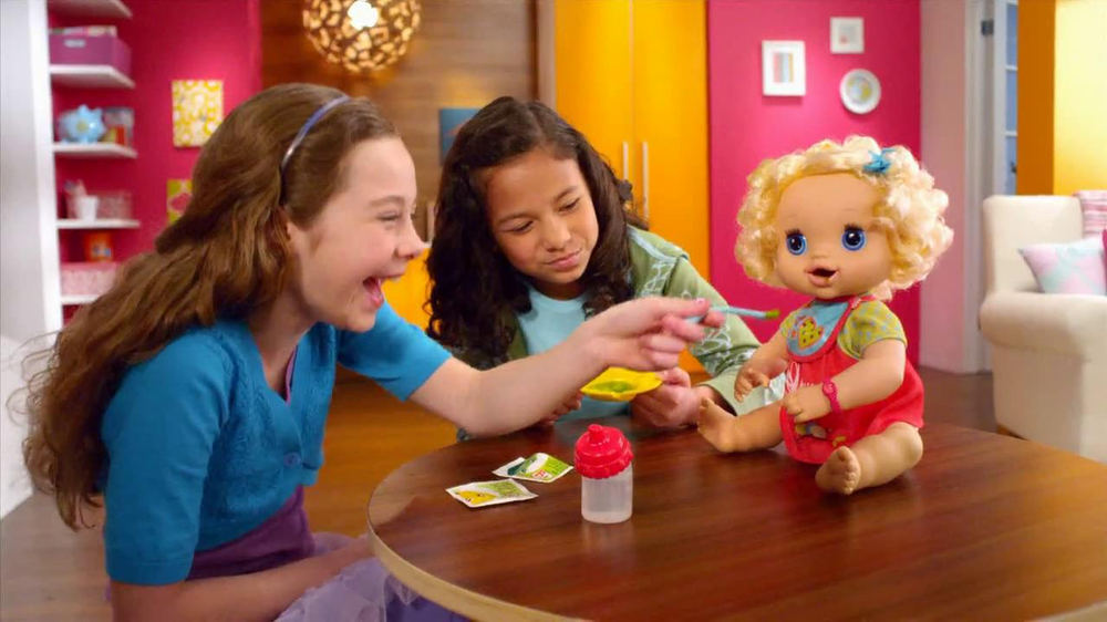 My Baby Alive Tv Commercial Eating Ispot Tv