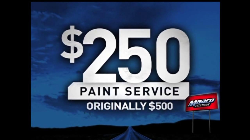 Maaco Half-Off Sale TV Spot - Screenshot 2