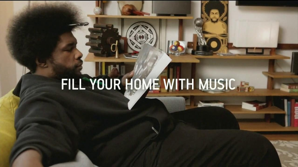 Sonos TV Spot Featuring Questlove Song Danny! - Screenshot 8