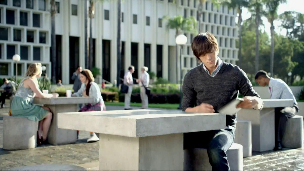 Microsoft Surface TV Spot - Screenshot 1
