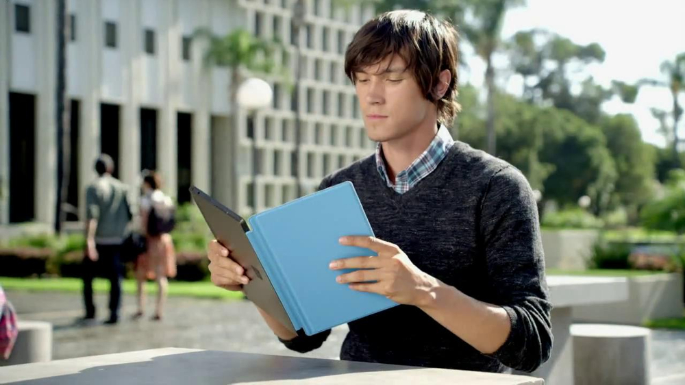 Microsoft Surface TV Spot - Screenshot 2