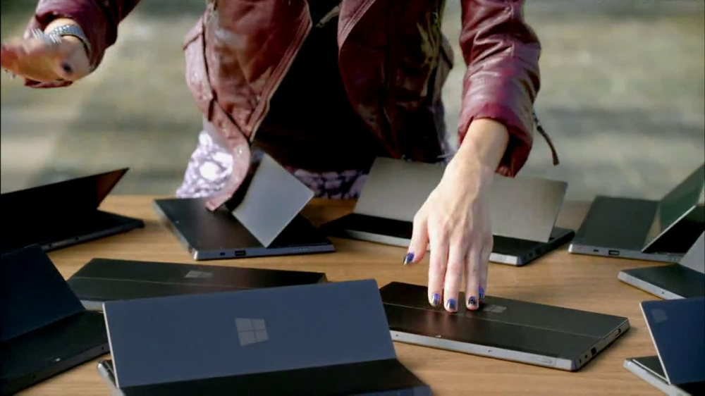 Microsoft Surface TV Spot - Screenshot 8