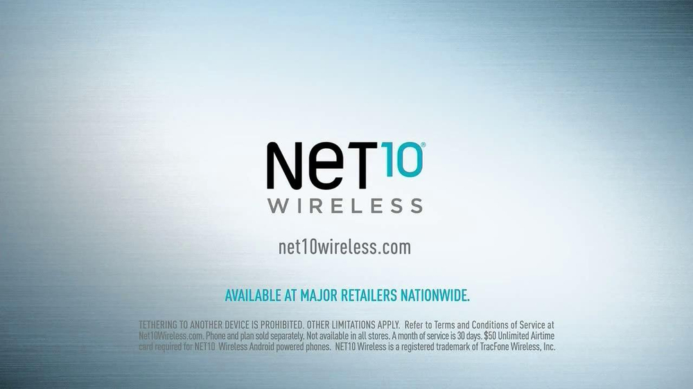 Net10 Wireless TV Spot, 'Dinner Table' - Screenshot 8