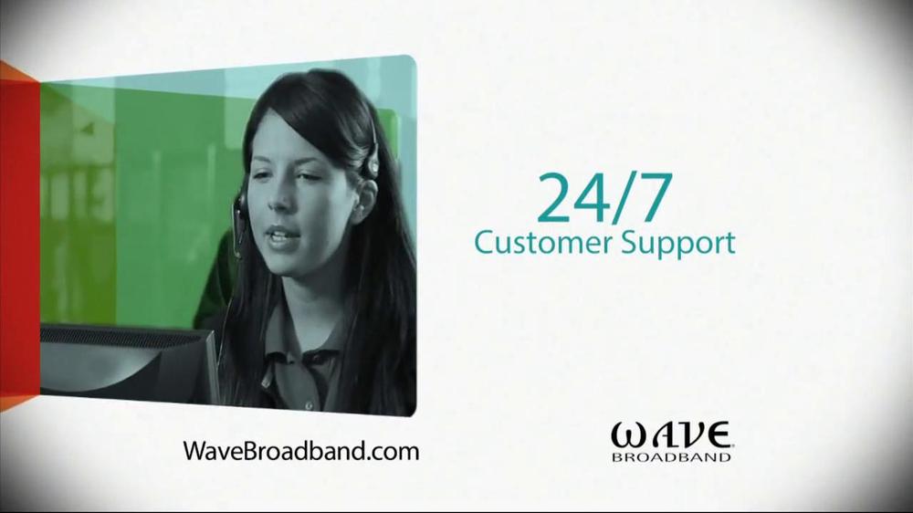Wave Broadband Tv Spot 39 Have You Heard 39