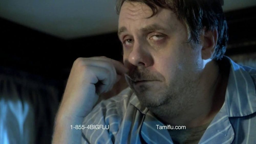 Tamiflu TV Spot, 'Small House' - Screenshot 8