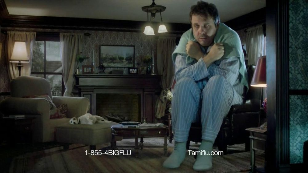 Tamiflu TV Spot, 'Small House' - Screenshot 9