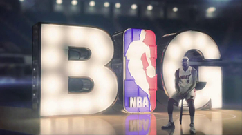 TV Spot for NBA TV Featuring LeBron James