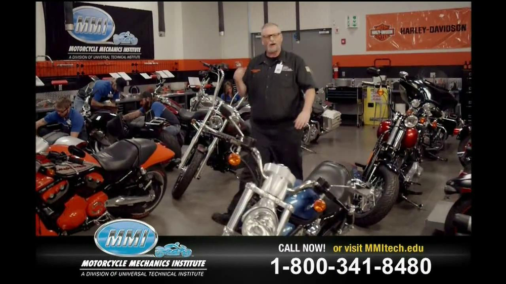 Motorcycle Mechanics Institute Mmi Tv Commercial 39 Do You Know Bikes 39