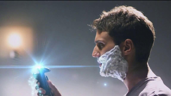 Philips Norelco Senso-Touch 3D TV Spot, 'Most Advanced Shave'