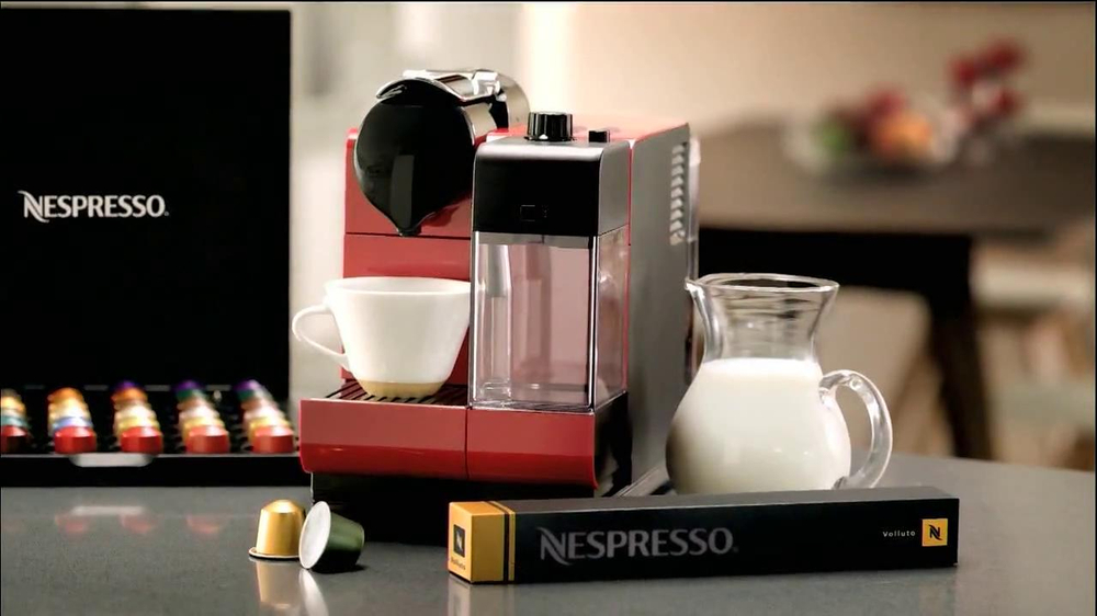 Nespresso TV Spot Featuring Penelope Cruz, Song by Lana Del Rey - Screenshot 2