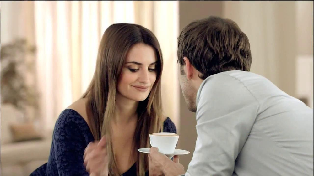 Nespresso TV Spot Featuring Penelope Cruz, Song by Lana Del Rey - Screenshot 8