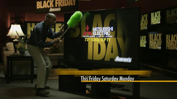 Aaron's Black Friday TV Spot, 'Dusting'  - Thumbnail 4