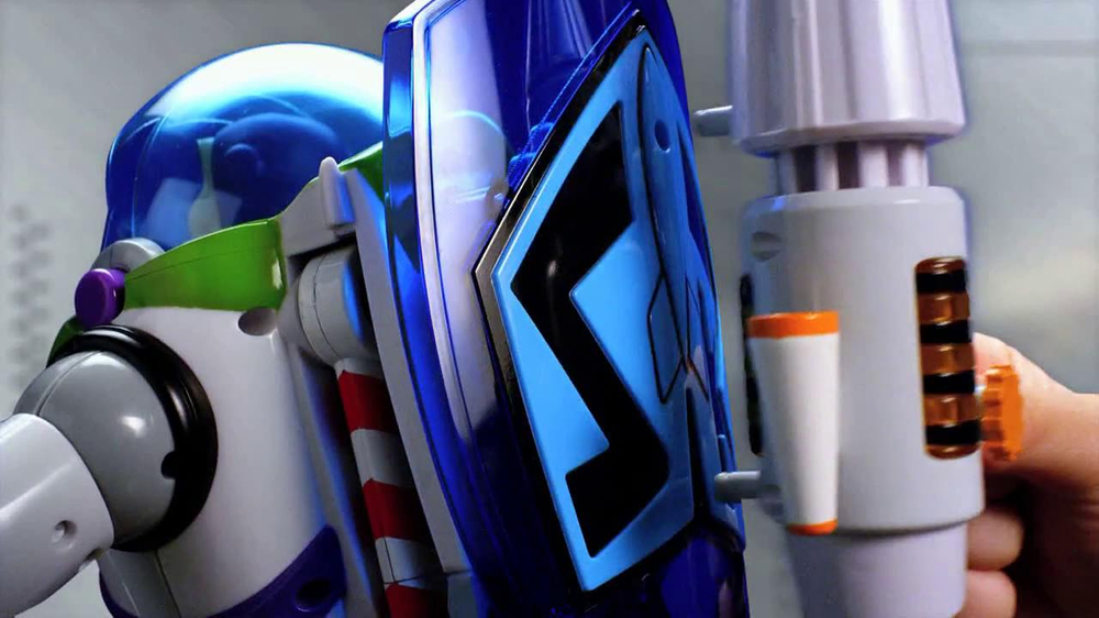 Power Blaster Buzz Lightyear Talking Action Figure TV Spot - Screenshot 7