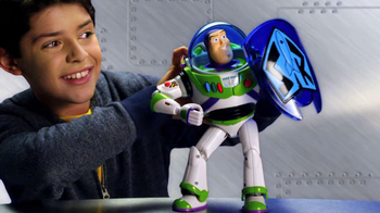 Power Blaster Buzz Lightyear Talking Action Figure TV Spot - Thumbnail 6