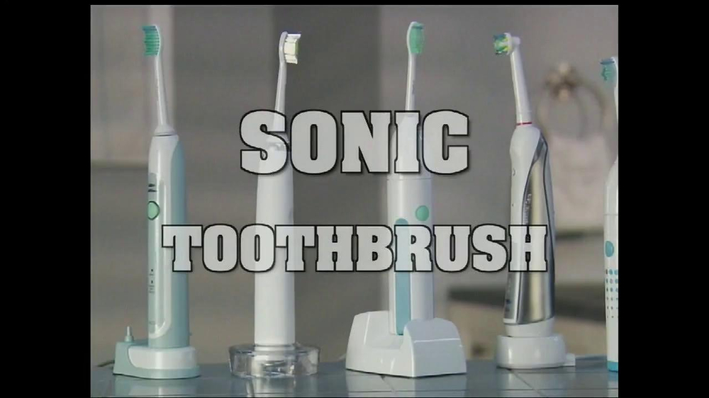 Triple Sonic Toothbrush TV Spot - Screenshot 1