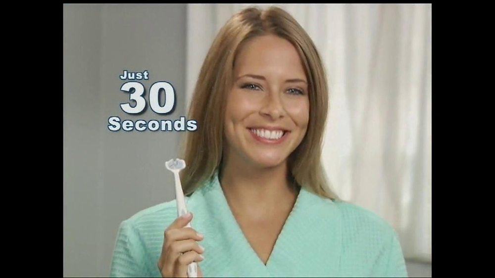 Triple Sonic Toothbrush TV Spot - Screenshot 3