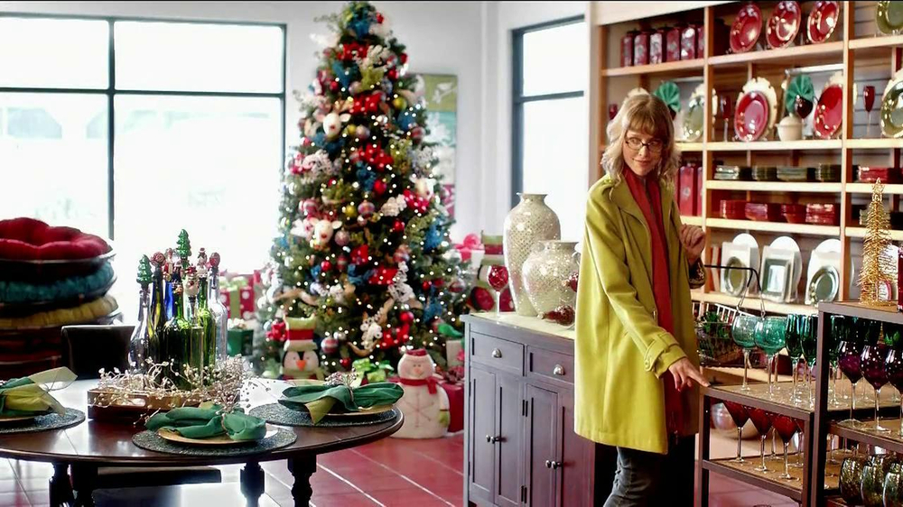 Pier 1 Imports TV Spot, 'Singing Bottles' - Screenshot 1