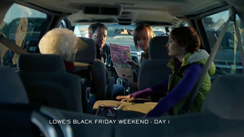 Lowe's Black Friday Sale TV Commercial - iSpot.tv