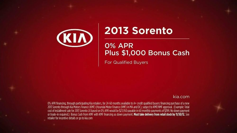 Kia Holiday Sale Event TV Spot  - Screenshot 9