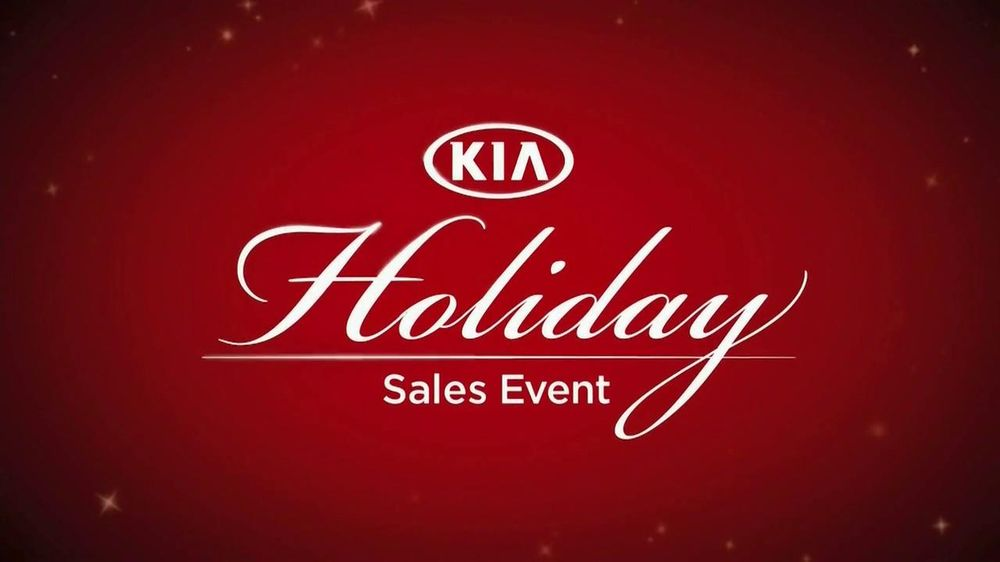 Kia Holiday Sale Event TV Spot  - Screenshot 2