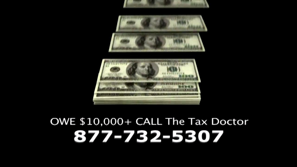 The Tax Doctor TV Spot, 'Audit' - Screenshot 2