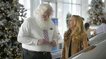 Chevrolet Malibu LS TV Spot, 'Santa Salesman'