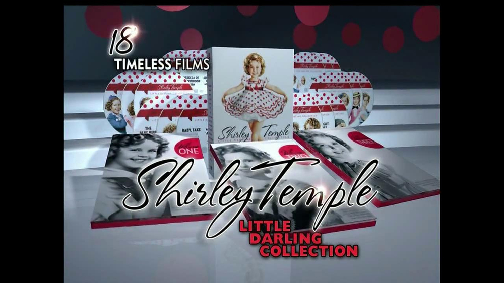 Shirley Temple: The Darling Collection Set TV Spot thumbnail