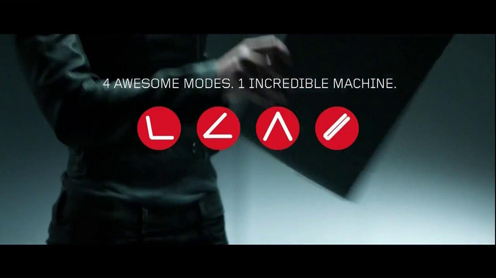 Windows 8 Lenovo IdeaPad TV Spot, 'Yoga' - Screenshot 9