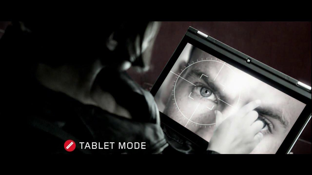 Windows 8 Lenovo IdeaPad TV Spot, 'Yoga' - Screenshot 4
