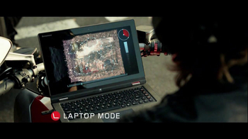 Windows 8 Lenovo IdeaPad TV Spot, 'Yoga' - Thumbnail 7
