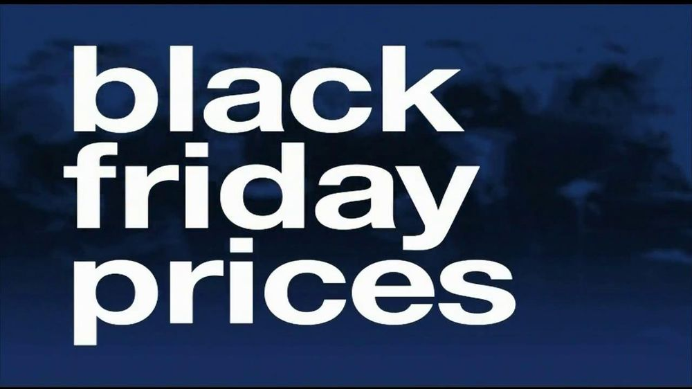 Ashley furniture homestore tv commercial 39 black friday for Furniture black friday