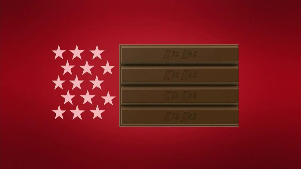 KitKat TV Spot, 'Break Time. Election Time.'  - Screenshot 7