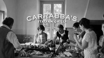 Carrabba's Grill Sirloin Marsala & Chicken Bryan Ravioli TV Spot