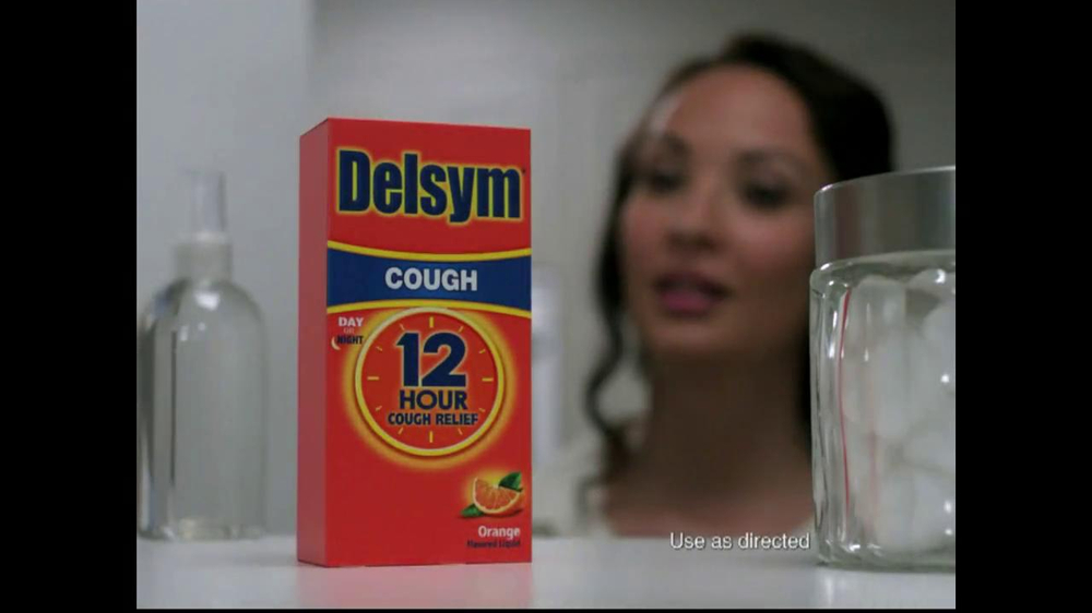 Delsym TV Spot 'Superstar'  - Screenshot 5