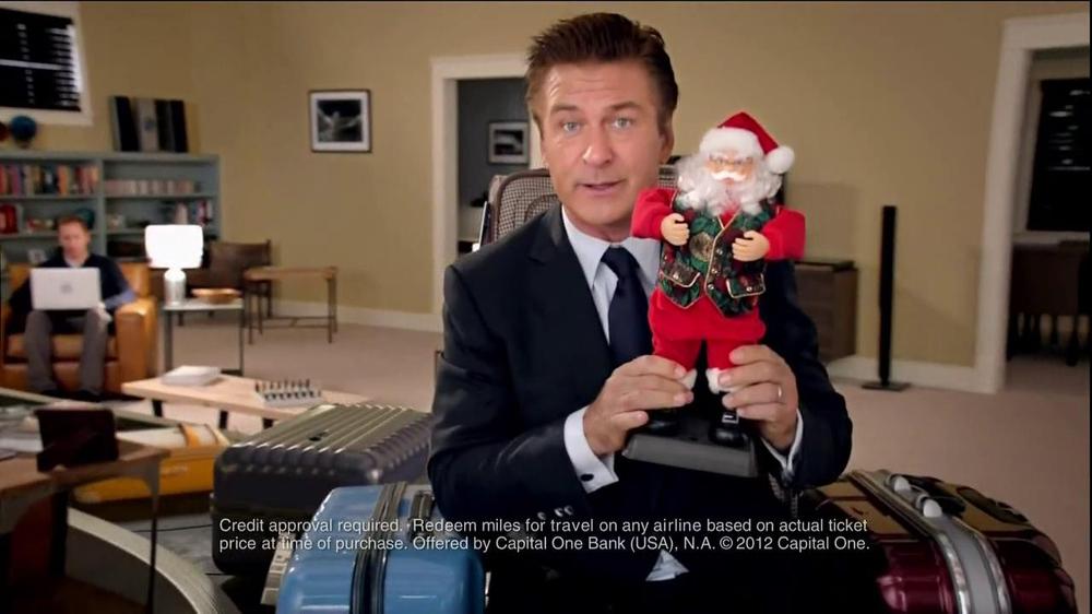 Capital One TV Commercials