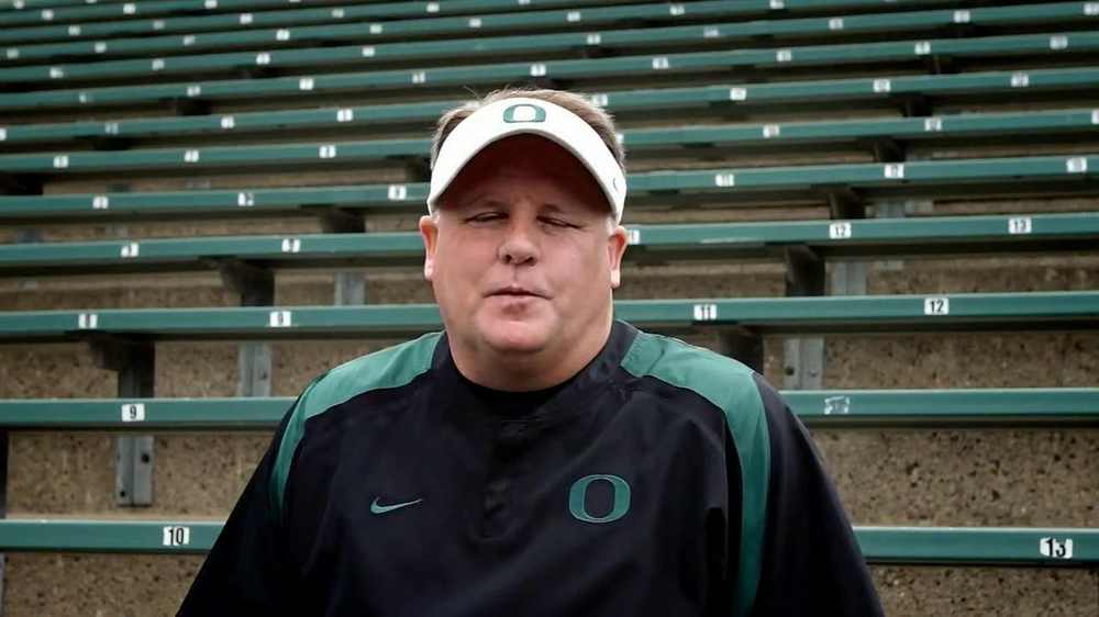 UPS TV Spot Featuring Coach Chip Kelly - Screenshot 6