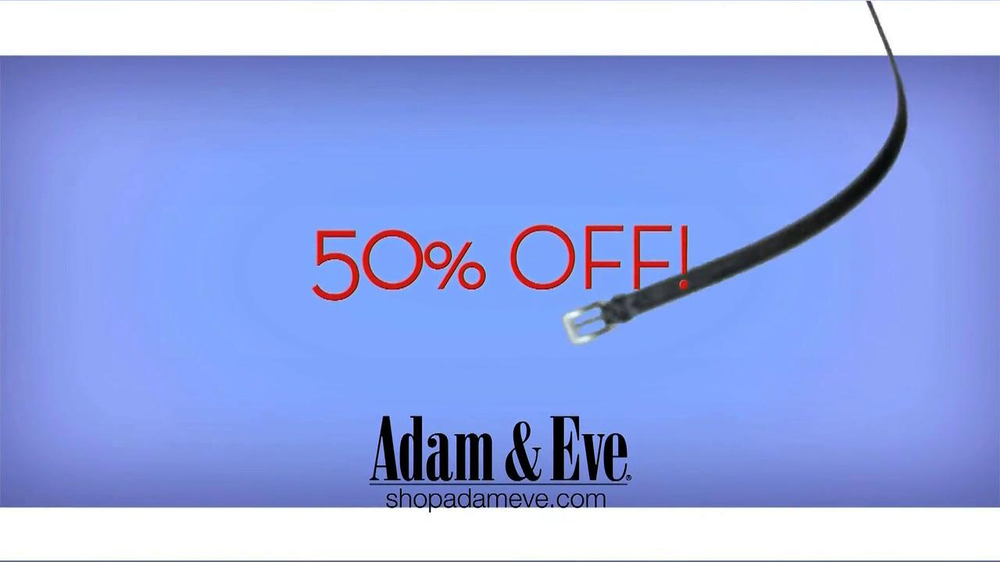 Adam & Eve TV Spot, 'Spice' - Screenshot 4