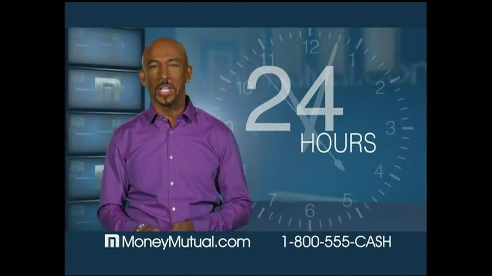 Money Mutual TV Commercial, 39;PartTime Car39; Featuring Montel Williams