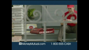 Money Mutual TV Spot, 'Part-Time Car' Featuring Montel Williams thumbnail