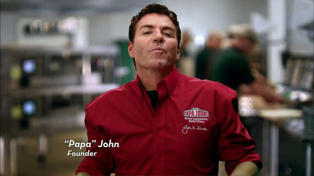 Papa John's TV Spot, 'Better' - Screenshot 1