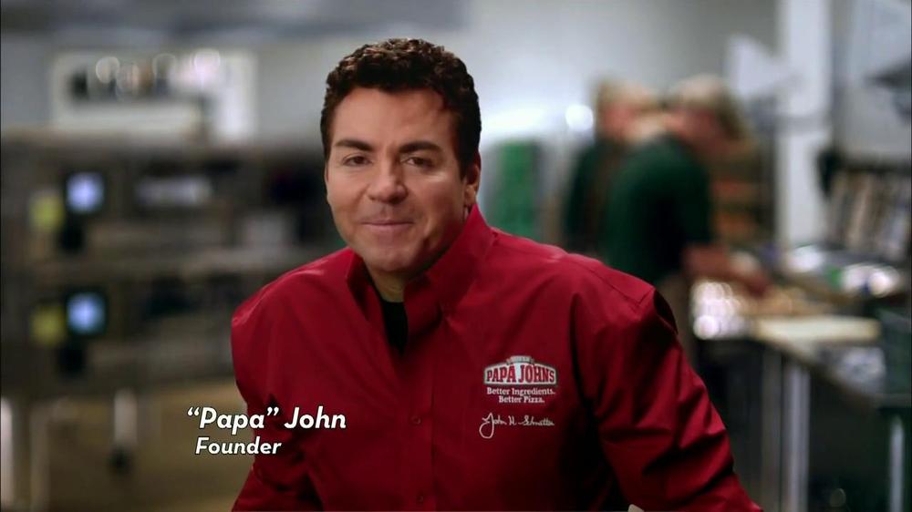 Papa John's TV Spot, 'Better' - Screenshot 2