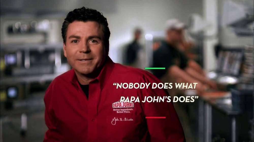 Papa John's TV Spot, 'Better' - Screenshot 4