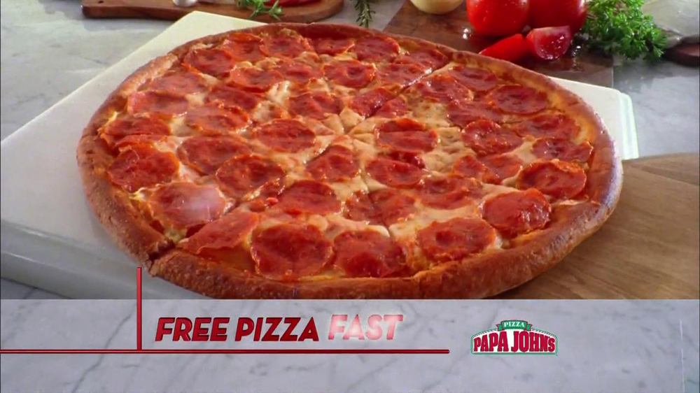 Papa John's TV Spot, 'Better' - Screenshot 9