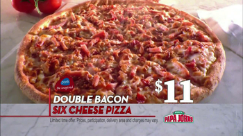 Papa John's TV Spot, 'Better' - Thumbnail 5