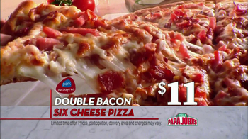 Papa John's TV Spot, 'Better' - Thumbnail 7