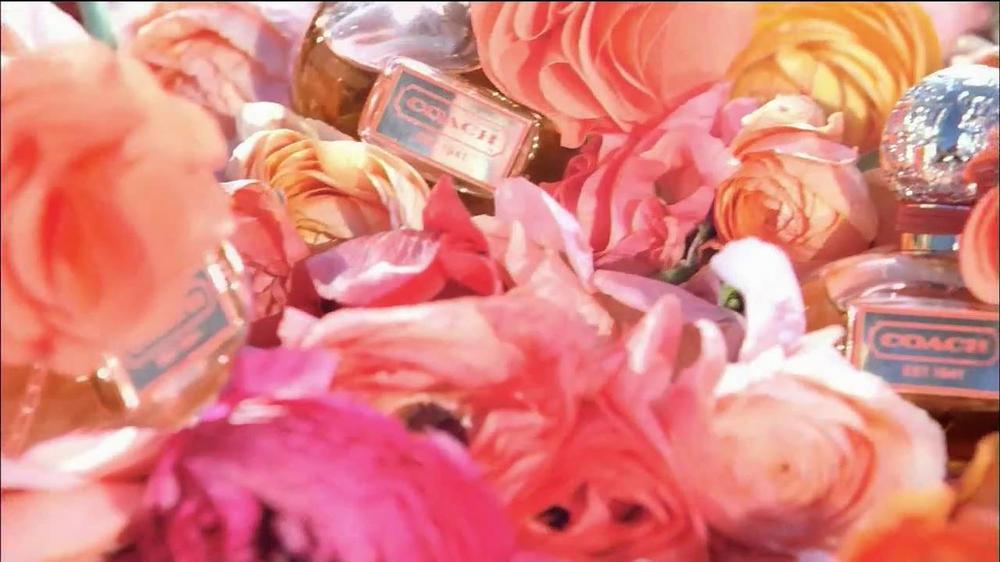 Coach Poppy Fragrance Collection TV Spot  - Screenshot 3