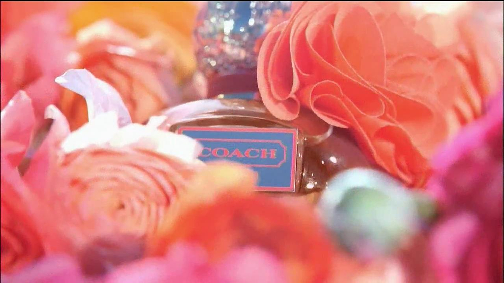 Coach Poppy Fragrance Collection TV Spot  - Screenshot 4