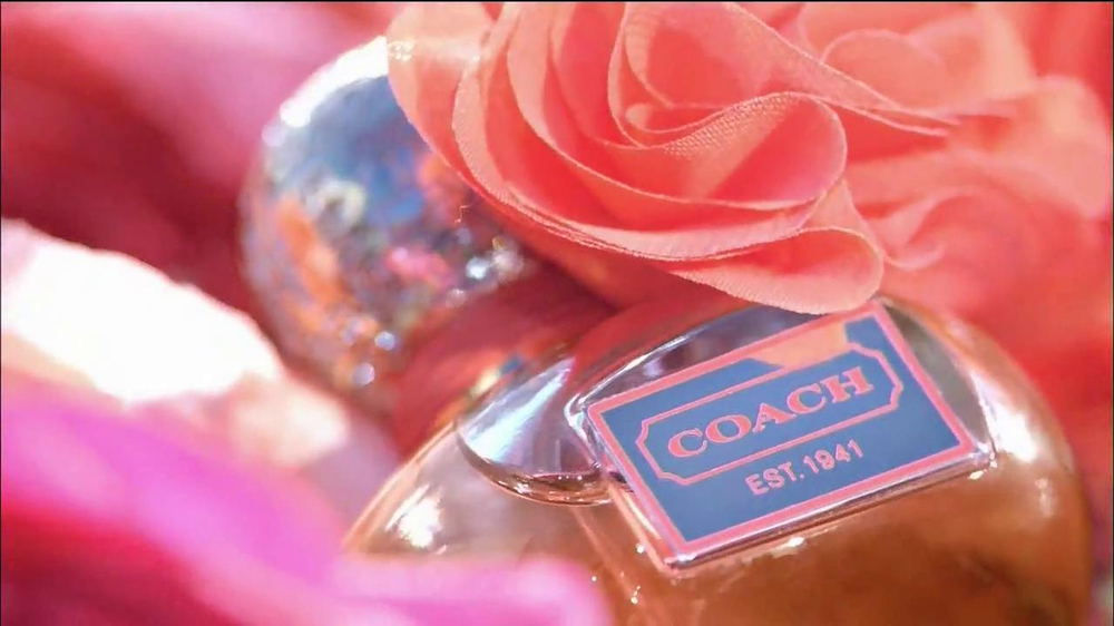 Coach Poppy Fragrance Collection TV Spot  - Screenshot 7