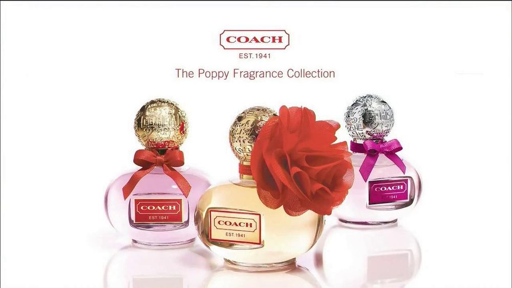 Coach Poppy Fragrance Collection TV Spot  - Screenshot 8